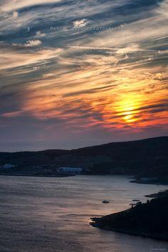 Forjando un nuevo día (Ares - Galicia)  Visita Marcos Vazquez Fotografia en…