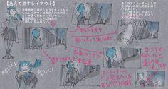 """CPUTON 演出メモさんのツイート: """"【面白くなければ、あえて崩すレイアウト】 方眼用紙に描いた様なきっちりとしたレイアウトは面白みに欠ける。…"""