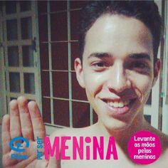 Luiz Magno #porsermenina