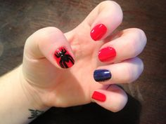 Red nail art designs for short nails looks impressive nail art red nail art designs for short nails looks impressive nail art pinterest red nail art short nails and red nails prinsesfo Image collections