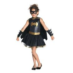 Batgirl Female Toddler / Kids Tutu Costume - Kids Costumes