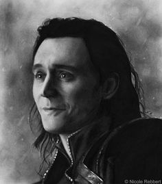 Loki - Do you trust me? by Quelchii on DeviantArt ~ GORGEOUS fanart