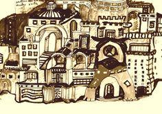 città magica e barocca