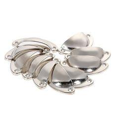 Hobyt / Nábytková úchytka - Bracelets, Floral, Rings, Flowers, Kitchen, Silver, Jewelry, Fashion, Moda