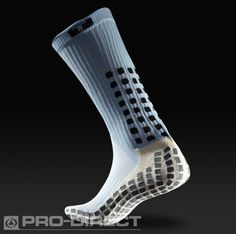 Trusox Mid-Calf Thin Crew Socks - Sky Blue/Black PDS Most Wanted Size L :) #pdsmostwanted