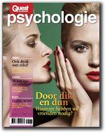 Quest Psychologie op iPad met Tablisto > De uitgave Quest Psychologie handelt over de psyche en het gedrag van de mens. Op een nuchtere manier gaat het over emoties, ik-zijn en het menselijk brein.