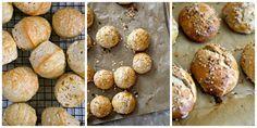 eltefrie rundstykker Pretzel Bites, Muffin, Baking, Breakfast, Morning Coffee, Bakken, Muffins, Cupcakes, Backen