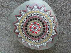Beach Stones/Dot Art/Painted Rocks/Painted by TheLakeshoreStore, $15.00