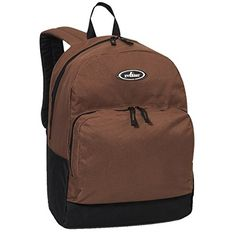 Everest Classic Backpack with Front Organizer Turquoise One Size ** Visit the image link more details.