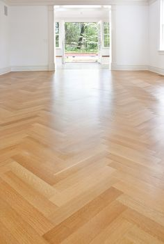 Our FSC certified wood flooring and cladding are available prefinished in a variety of colors and textures. Hardwood Floors, Oak Flooring, Flooring Ideas, White Oak Floors, Home Gadgets, Colorful Furniture, Old Town, Harvest, Sweet Home