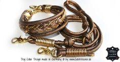 Goldstück Hundehalsband 5