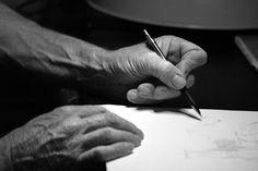 l'écriture des gauchers