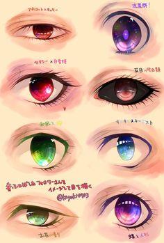 Amazing Learn To Draw Eyes Ideas. Astounding Learn To Draw Eyes Ideas. Realistic Eye Drawing, Manga Drawing, Drawing Sketches, Drawing Tips, Drawing Ideas, Eyes Artwork, Anime Artwork, Poses References, Eye Art