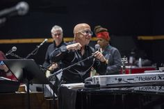 NEW YORK — After decades on 'Letterman,' Paul Shaffer making music again. The last time Shaffer went on a full-fledged rock 'n' roll tour, it was 1980 and he was playing with the Blues | Columbus Dispatch