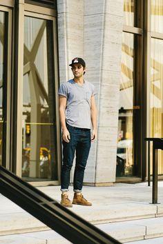 superdanger-us:  Jace | Lincoln Center, NYC.  Uniform