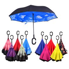 092161ee47a5 12 Best SMART-BRELLA images in 2017 | All alone, Car travel, Folding ...