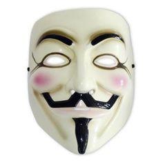 V for Vendetta - Μάσκα Guy Fawkes