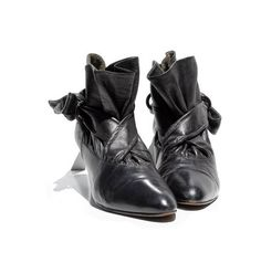 Italian Strap Ankle Boots. via The Cools