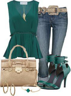 """""""Summer Wear Really Cute"""