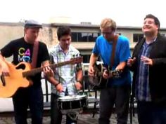 """http://youtu.be/k8UpaifPbqI  NEW WORD Records band, """"Sidewalk Prophets"""" performs """"high above the sidewalk"""" a chill-inducing song, """"The Words I Would Say"""" for you! The New album by Sidewalk Prophets"""