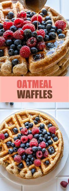 Clean Eating Kids, Clean Eating Breakfast, Breakfast Dishes, Breakfast Time, Breakfast Ideas, Breakfast Recipes, Vegan Recipes Easy, Clean Eating Recipes, Whole Food Recipes