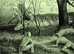 ShukerNature: LEGLESS IN NEPAL - A LIMBLESS HIMALAYAN CROCODILE DRAGON?