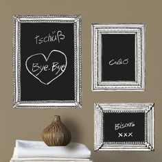 Hand drawn frames (Water Resistant Decal) Vinilos decorativos