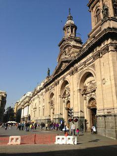 Plaza de Armas in Santiago de Chile, Metropolitana de Santiago de Chile