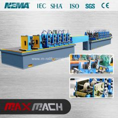 Automatic Steel Pipe Welding Rolling Forming Machine http://www.m-rollformingmachine.com/pipe-welding-machine/20835082.html