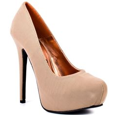 Perfect Pump for almost any outfit