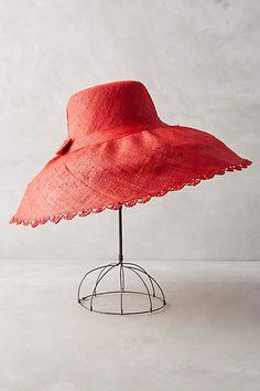 Adria Sun Hat - anthropologie.com