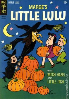 Little Lulu #174 - Published December 1964 by Dell/Gold Key