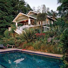 Architect Jacques Saint Dizier Designs a California Farmhouse
