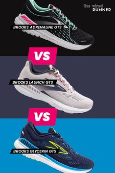 Best Running Shoes, Running Gear, Brooks Launch, Gifts For Runners, Cute Leggings, T Shirt And Shorts, Fitness Tracker, Fun Workouts, Adidas Sneakers