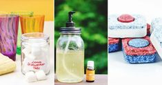 Here we have 30 powerful DIY dishwasher detergent recipes to make your dishes sparkle and shine, without nasty chemicals you cannot pronounce. diy homemade 30 Superior DIY Dishwasher Detergent Recipes for Clean Dishes Cleaners Homemade, Diy Cleaners, Kool Aid, Mason Jar Crafts, Mason Jars, Homemade Hummingbird Feeder, Diy Gazebo, Gazebo Plans, Diy Screen Door