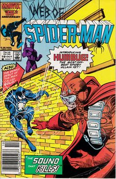 Web of Spider-Man 19 October 1986 Issue  Marvel by ViewObscura