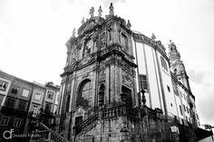 As 100 Sacras: Dia 27 - Igreja e Torre dos Clérigos em Porto, Portugal