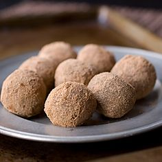 Chocolate Malt Truffles - simple to make, melt-in-your-mouth delicious. If you love malted milk balls, you will love these.