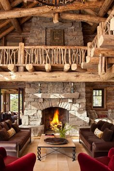 Love you rustic home :)
