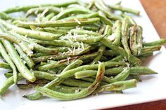 oven roasted green beans 2