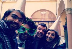 Laurea! We are a family. Friends