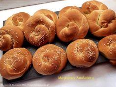 Συνταγή Σταφιδόψωμο με ίνες σαν βαμβάκι Bagel, Doughnut, Hamburger, Desserts, Food, Buns, Breads, Youtube, Tailgate Desserts