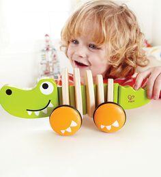 HAPE ECO TOYS ДЕТСКА ДЪРВЕНА ИГРАЧКА КРОКОДИЛ http://www.tendenciozen.com/detski-igrachki/detski-darveni-igrachki/detska-darvena-igrachka-krokodil-detail