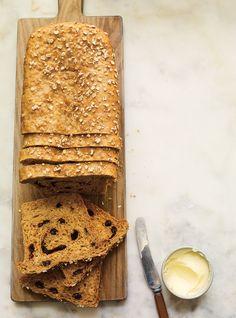 Recette de pain aux raisins à la mijoteuse de Ricardo