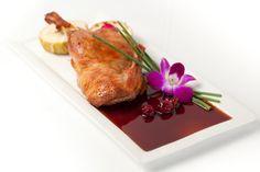 Amazing food presentation in Tatiana's « Sonja's Photoblog... Love the Plate