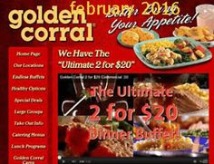 """Golden Corral Coupons Promo Coupons will expired on MAY 2020 ! About Golden Corral With Golden Corral coupons you can """"save for hap. Free Printable Coupons, Free Printables, Golden Corral Coupons, Dollar General Couponing, Coupons For Boyfriend, Coupon Stockpile, Snack Recipes, Snacks, Love Coupons"""