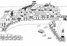 Marcus Oakley: St Ives / Drawings