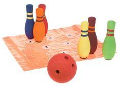 Amazon.com: Gamenamics Sponge Bugs Kids Fun Bowling: Sports & Outdoors