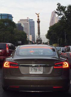 Tesla in Mexico City