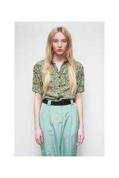 Kenzo Tropical Shirt, M remarket.fi laatuvaatteiden kirpputori netissä